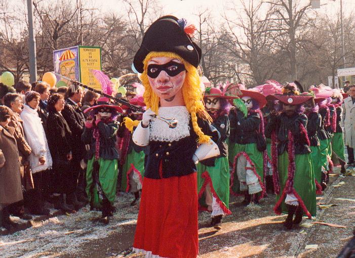 Fasnacht 1988