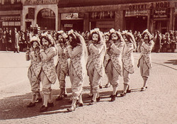 Fasnacht 1954