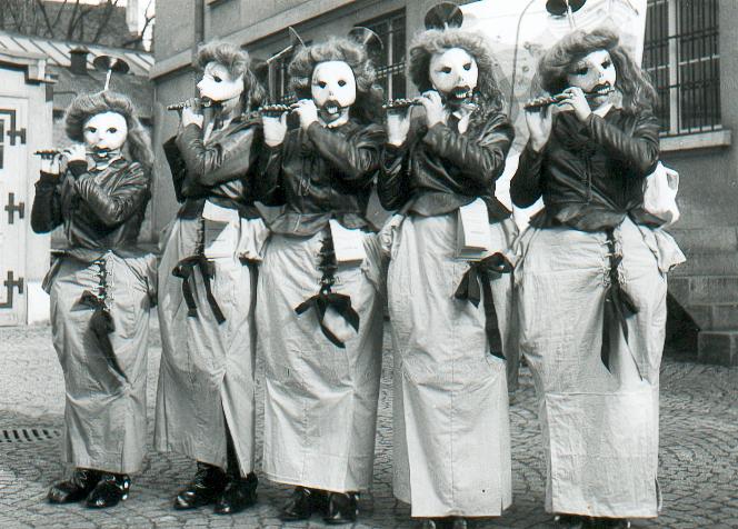 Fasnacht 1948