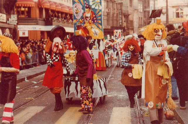 Fasnacht 1975