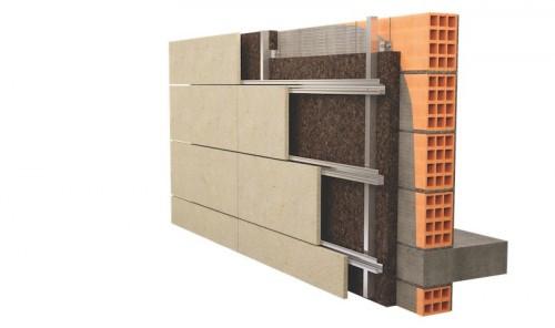 Proyecto y direccion de obra de Fachadas ventiladas, Bizkaia