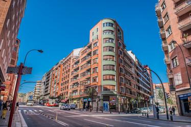 Reportaje fotográfico de arquitectura Bilbao