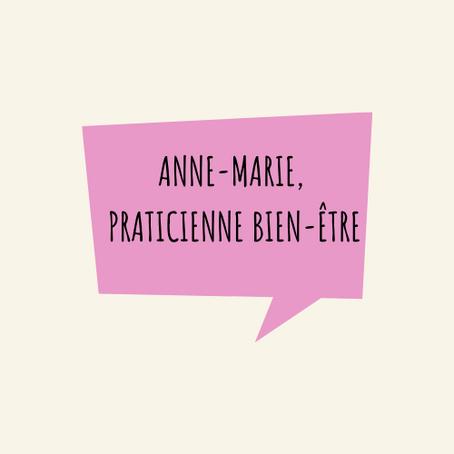 Anne-Marie Dumont, Praticienne bien-être à YEMAYÁ Terres de Rencontres