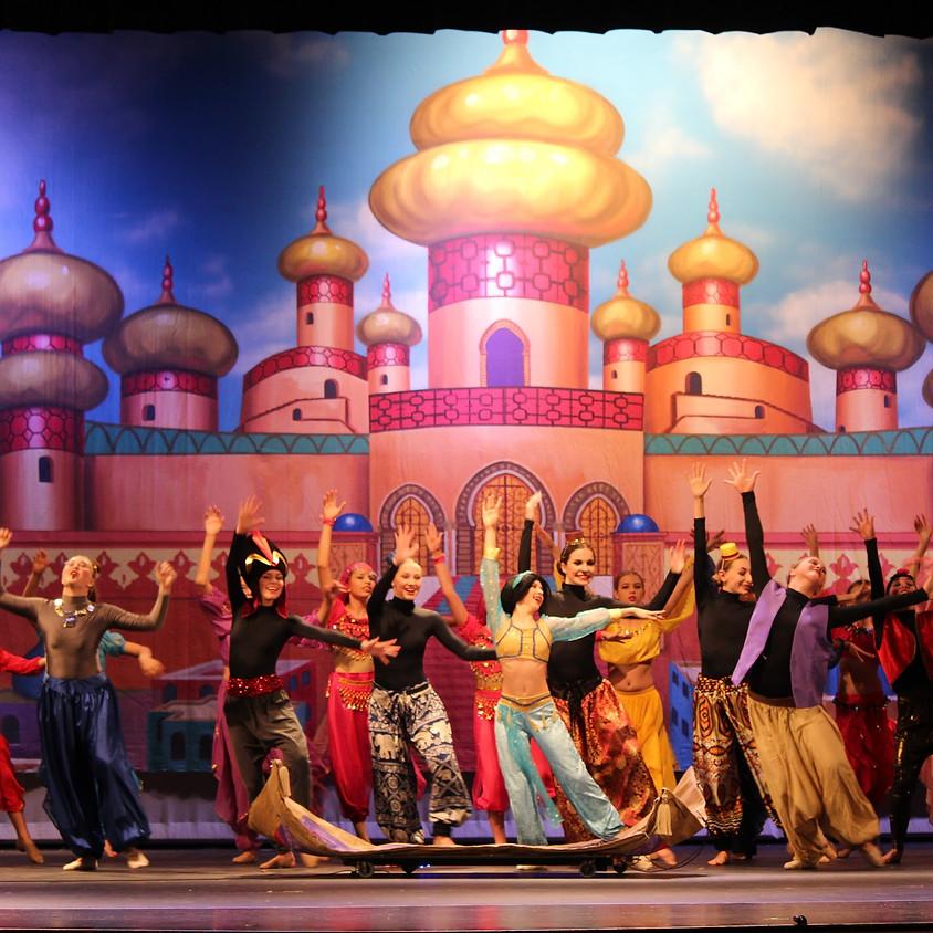 DDO Flashback Aladdin