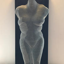Kropp för vägg