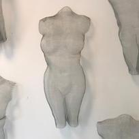 Kroppar på vägg