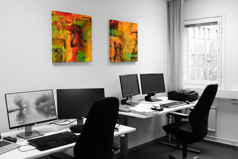 Miljö kontor