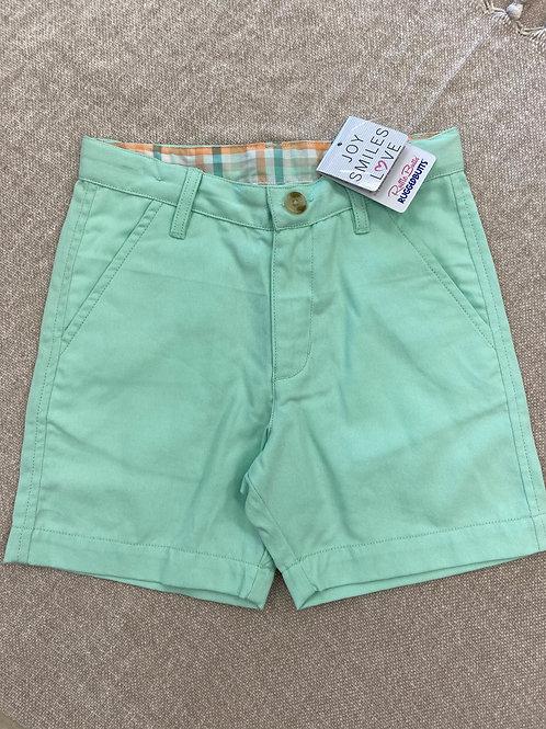 Mint Shorts- 3T