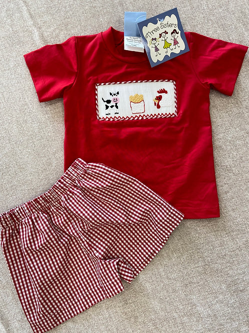Farm 2 Piece Set
