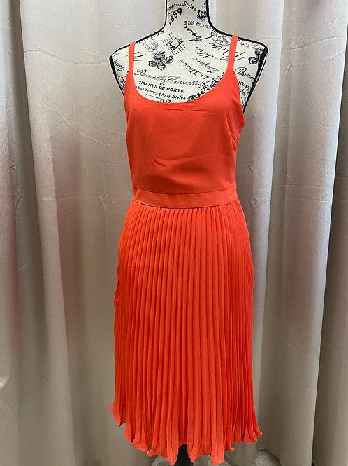 Dress w/ Pleated Bottom