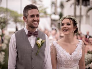 Casamento Raquel e William