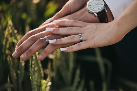 Freshly married
