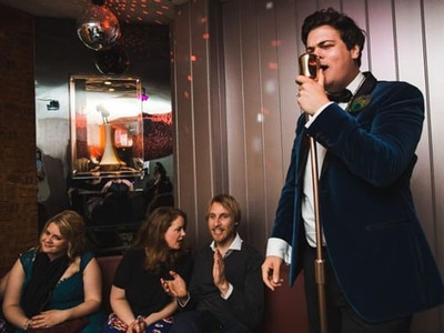 Copyright S6 Photography. Karaoke Wedding packages are the perfect addition to make your day unforgettable.