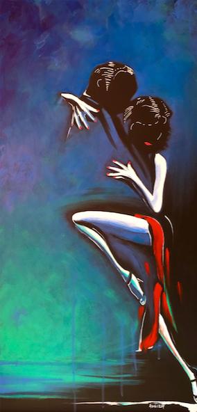 Milena  (40x80 cm)