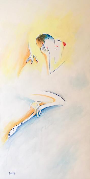 Irina  (40x80 cm)