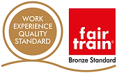 Fair Train Bronze Work Experience Quality Standard