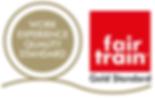 Fair Train Gold Work Experience Quality Standard