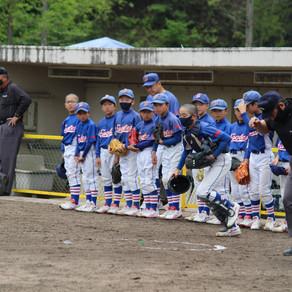 第51回広島県少年野球「学童」選手権大会 東広島予選 vs東広島ウルフ