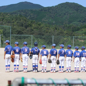 中国新聞社 第19回広島県学童軟式野球大会 東広島予選 vs東広島クラッシャーズJr.