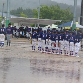 マクドナルドカップ第25回中国地区学童軟式野球大会 東広島予選 vs東広島クラッシャーズJr.
