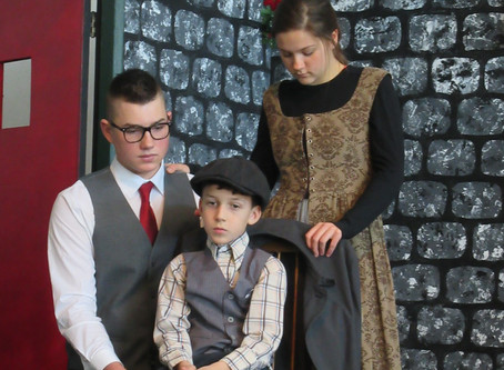 A Christmas Carol in pictures