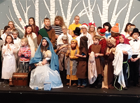 Nativity Play reminds us of the true meaning of Christmas
