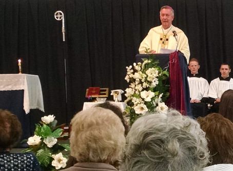 Summit Academy Officially joins Diocese