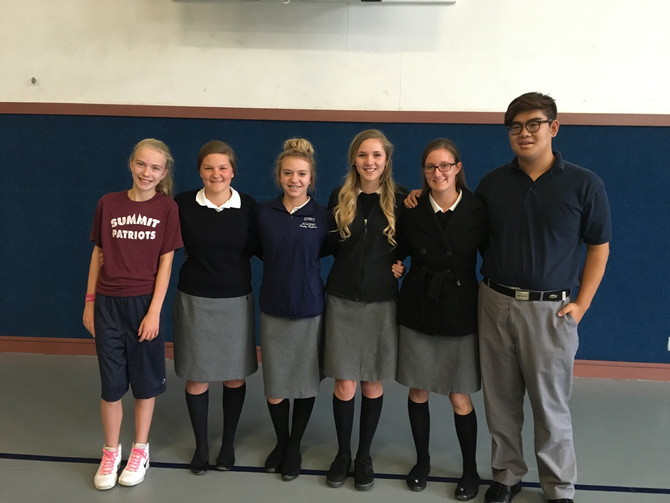 Student Body officers elected
