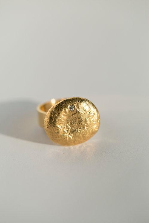 THE VENUS RING / GOLD / DIAMOND