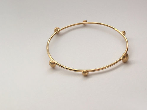 THE HELIOS ARM RING / GOLD