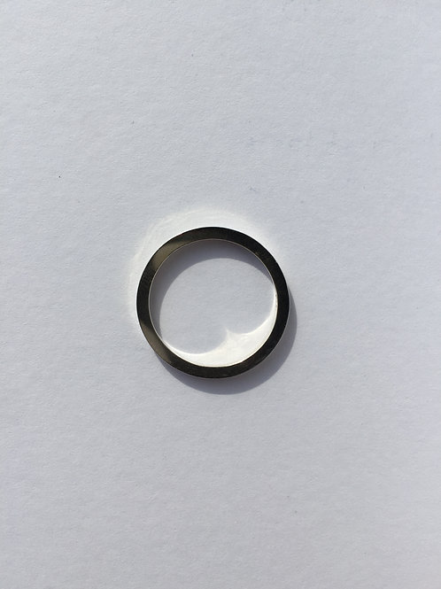 UNISEX RING / SILVER