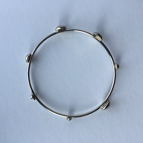 THE HELIOS ARM RING / SILVER