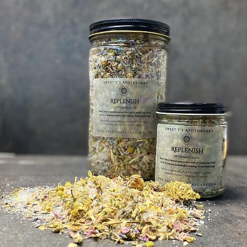 Replenish - Detox Bath Salts