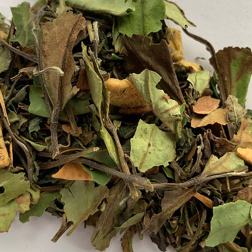 Autumn White Peony Tea