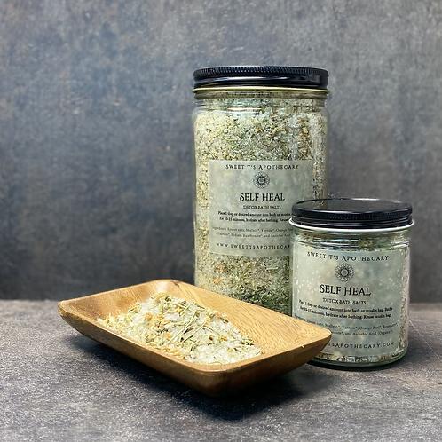 Self Heal - Detox Bath Salts