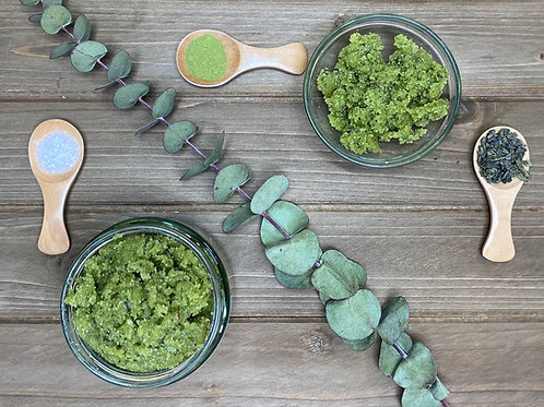 Matcha Green Tea Body Scrub