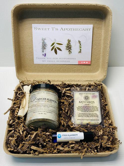 Stress Away Gift Set