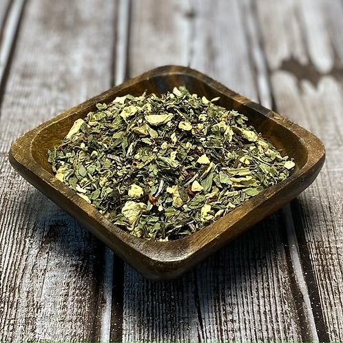 Dandelion Ginger Tea