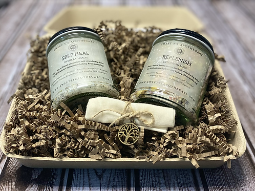 Herbal Bath salt Gift Set