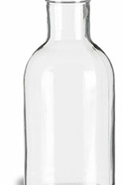 16oz Clear Stout Bottle
