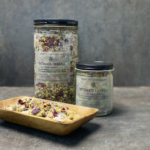 Intimate Herbals - Detox Bath Salts