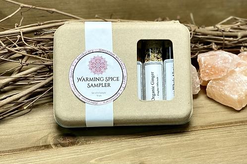 Warming Spice Sampler