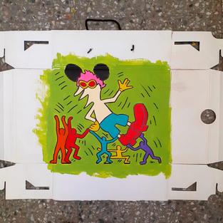 Mickey Ravik (caja)