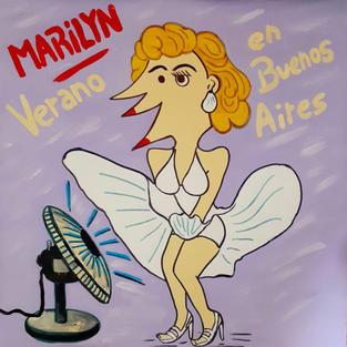 Marilyn en BA
