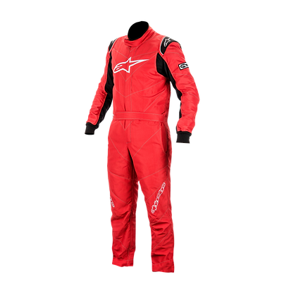 GP RACE SUIT / ROJO NEGRO