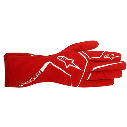 TECH 1-K RACE GLOVE / ROJO