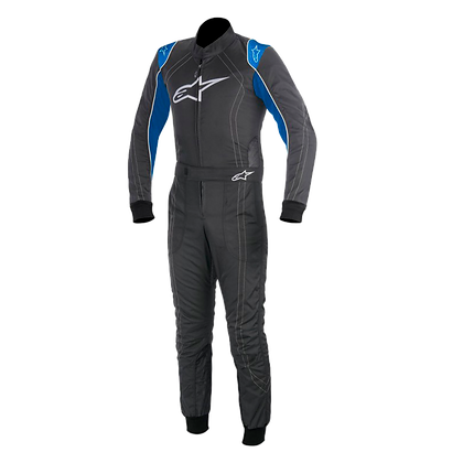 KMX-9 SUIT /  ANTRACITA AZUL BLANCO