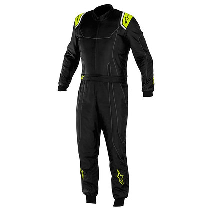 KMX-9 SUIT NEGRO ANTRACITA AMARILLO
