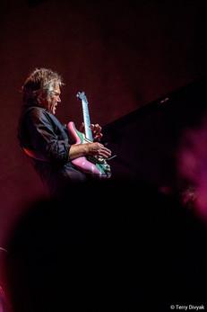 Guitarist Roger Fisher