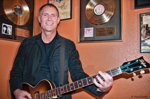 Steve Fossen Founding Member Heart